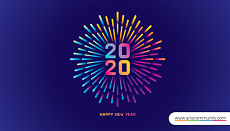 2020 - Happy new year!