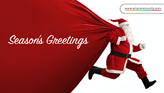 Santa - Season's greetings!